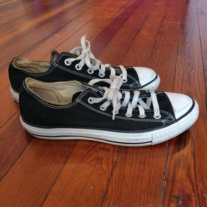 Converse Shoes - Converse Chuck Taylor All Star Shoes Low Top Black